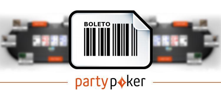partypoker agora aceita depósito por boletos/CardPlayer.com.br