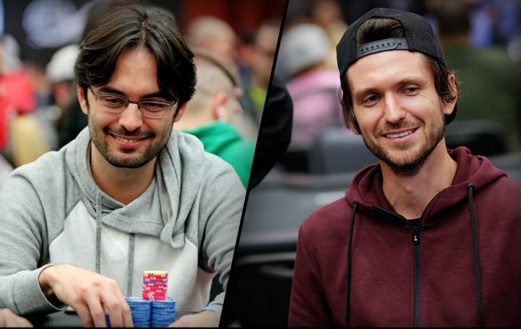 Pedro Correa e João Mathias Baumgarten vencem no partypoker/CardPlayer.com.br
