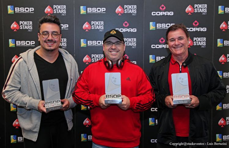 Júlio Martini é campeão do 1-Day High Roller do BSOP Gramado/CardPlayer.com.br