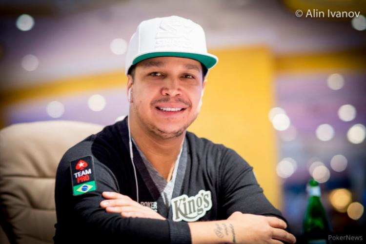 Felipe Mojave avança no High Roller for One Drop da WSOP Europa/CardPlayer.com.br