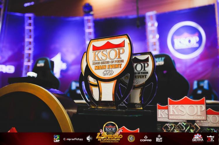Campeão do KSOP Belo Horizonte pode receber até R$ 230 mil/CardPlayer.com.br