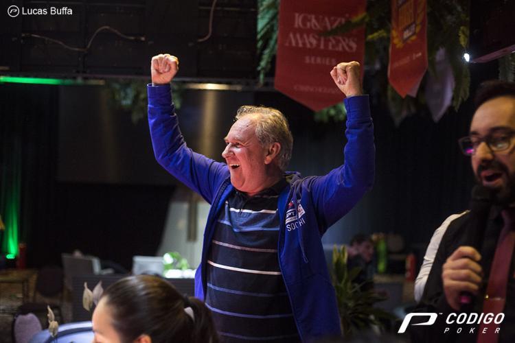 Clóvis Balotin vence Super High Roller do Iguazú e fatura US$ 210 mil/CardPlayer.com.br