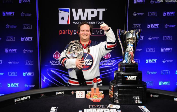 Patrick Serda conquista o título do WPT Montreal/CardPlayer.com.br