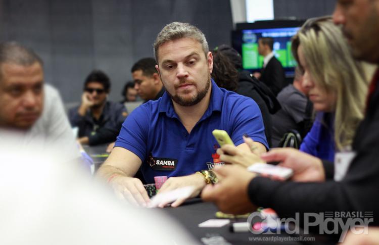Rodrigo Garrido fala sobre patrocínio da Dudalina/CardPlayer.com.br