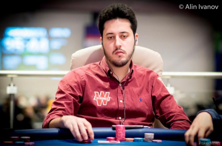 Adrián Mateos é o Jogador do Ano no ranking da Card Player/CardPlayer.com.br
