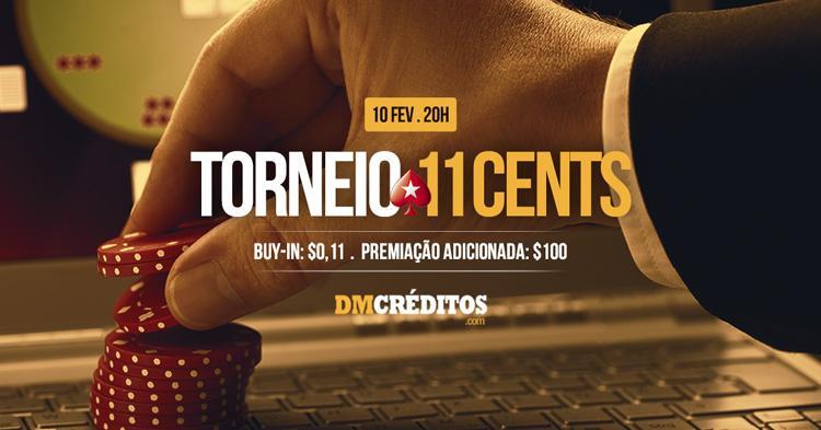 Torneio da DM Créditos tem buy-in de apenas $0,11/CardPlayer.com.br