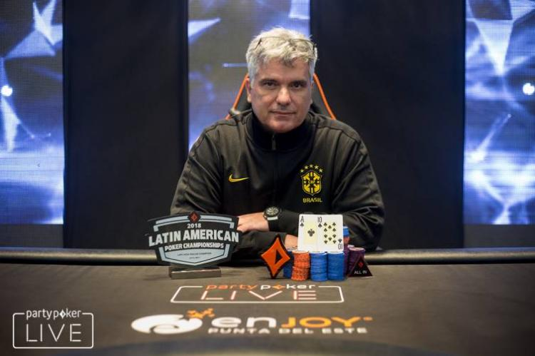 Osvaldo Naves vence High Roller do LAPC/CardPlayer.com.br