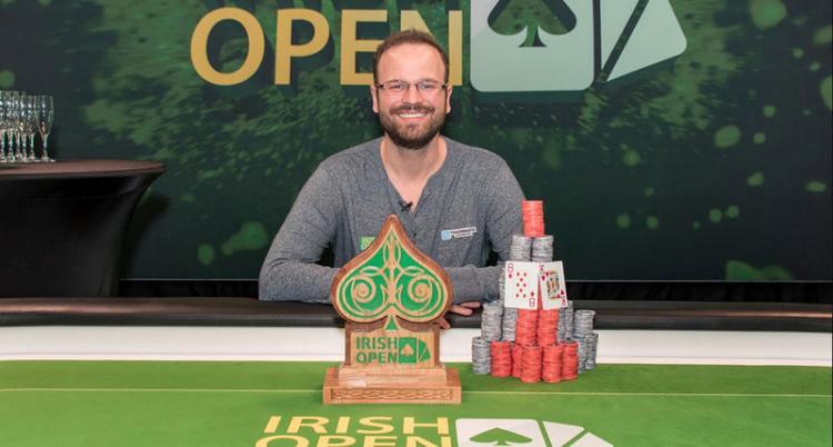 Griffin Benger vence o Irish Poker Open/CardPlayer.com.br
