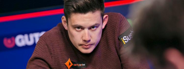 partypoker assina com o norueguês Johnny Lodden/CardPlayer.com.br
