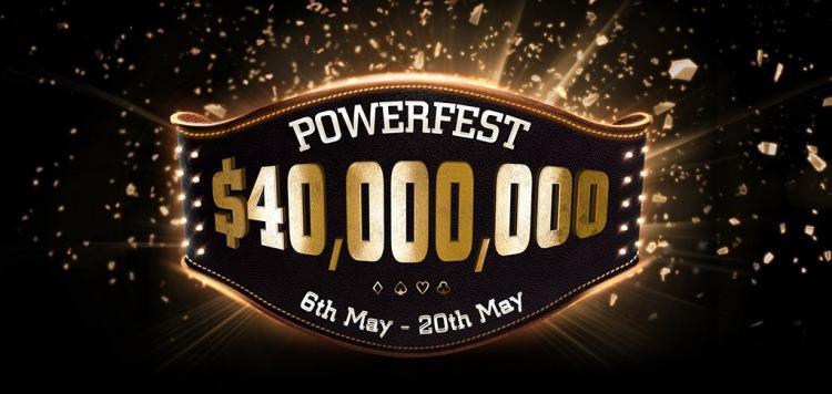 Próxima edição da Powerfest vai ter premiação garantida de US$ 40 milhões/CardPlayer.com.br
