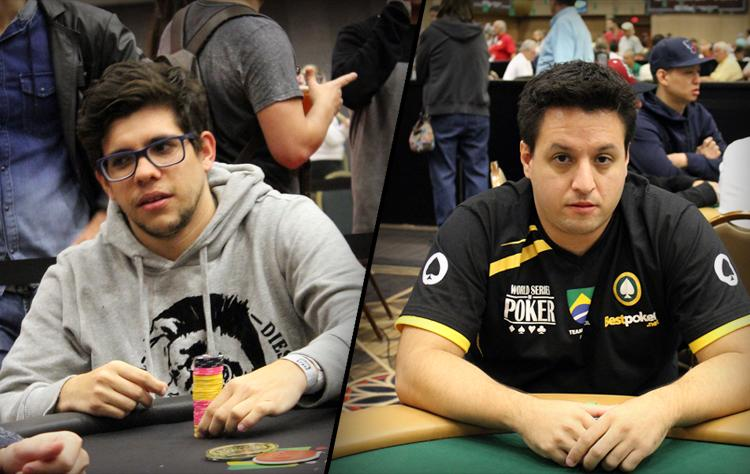 """Vitorbrasil"" e ""rodrigorpv"" sobem ao pódio do $109 Mini Thursday Thrill/CardPlayer.com.br"