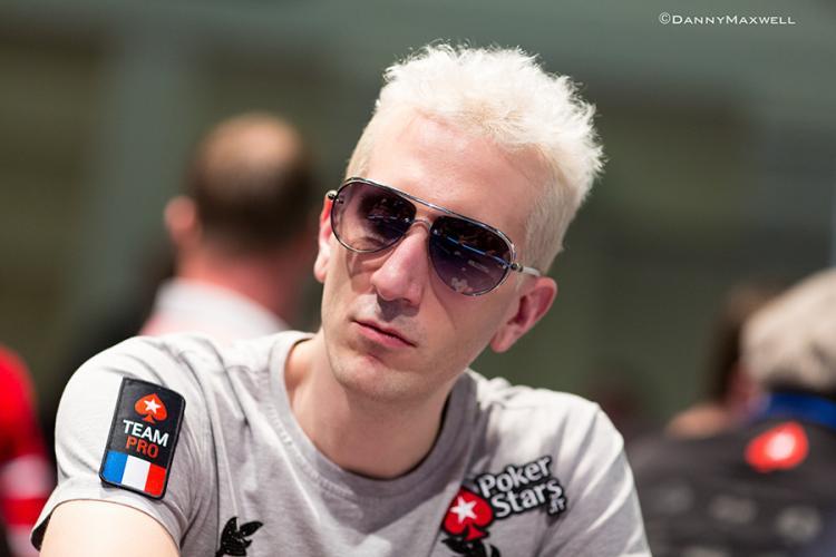 """Bertrand """"ElkY"""" Grospellier lidera mesa final não oficial em torneio de US$ 111 mil da WSOP/CardPlayer.com.br"""