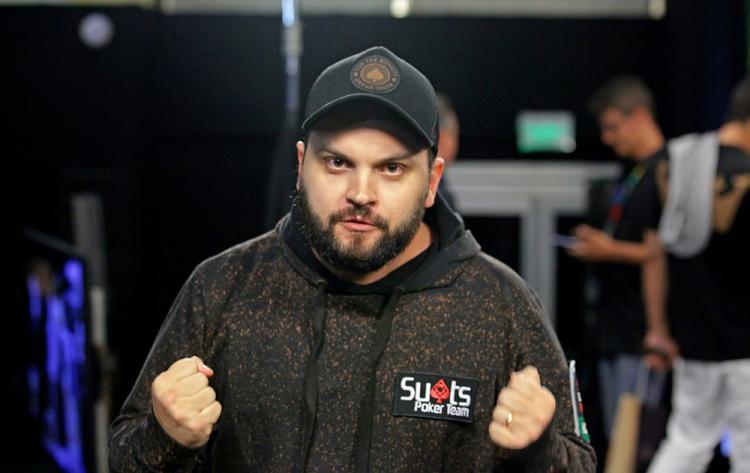 Saulo Sabioni é o novo líder do ranking do BSOP/CardPlayer.com.br