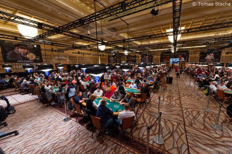 Big 50 da WSOP 2019 registra o maior field da história /CardPlayer.com.br