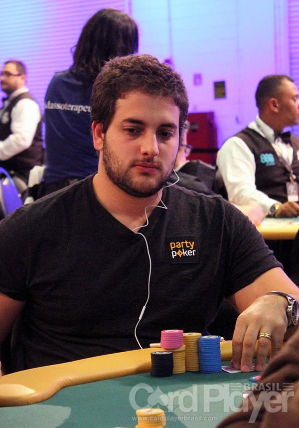 João Simão está no Dia Final do Evento 65 da WSOP/CardPlayer.com.br