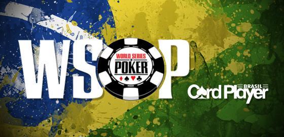 Denílson Menezes avança entre os líderes no Dia 1C do Main Event da WSOP/CardPlayer.com.br