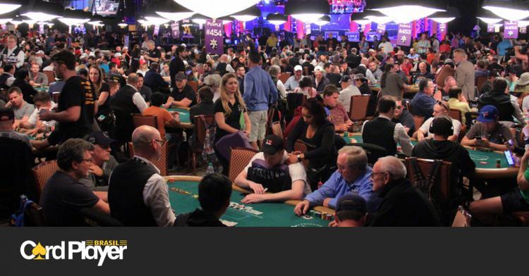 Main Event da WSOP registra segundo maior field de sua história; Campeão vai faturar US$ 8,8 milhões/CardPlayer.com.br