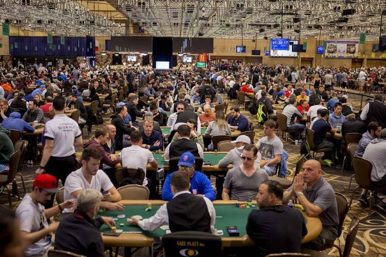 Rob Yong oferece US$ 10 mil a quem acertar o field do Main Event da WSOP/CardPlayer.com.br