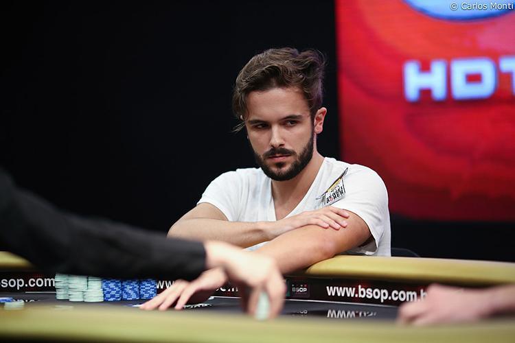 Yuri Martins encerra Dia 1B do Main Event da WSOP entre os 15 melhores/CardPlayer.com.br