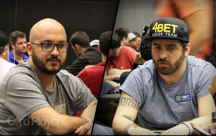 "Diego ""EmilioSurita"" Bittar e Guilherme ""FOLDATEMER"" Schreiber vencem na Powerfest/CardPlayer.com.br"