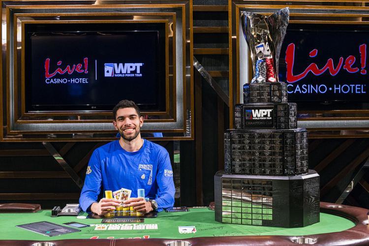 Art Papazyan volta a vencer no World Poker Tour/CardPlayer.com.br