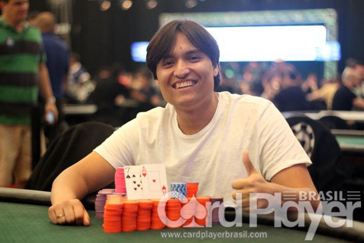"""Fernando """"VC VEM!!"""" Araújo abre mão de final da Copa do Brasil e conquista segundo anel brasileiro no WSOP Circuit Uruguai/CardPlayer.com.br"""