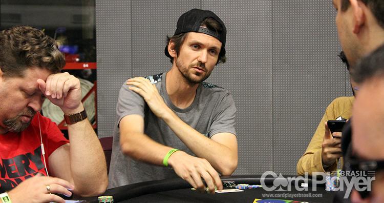João Mathias Baumgarten faz FT no Super High Roller do PartyPoker/CardPlayer.com.br