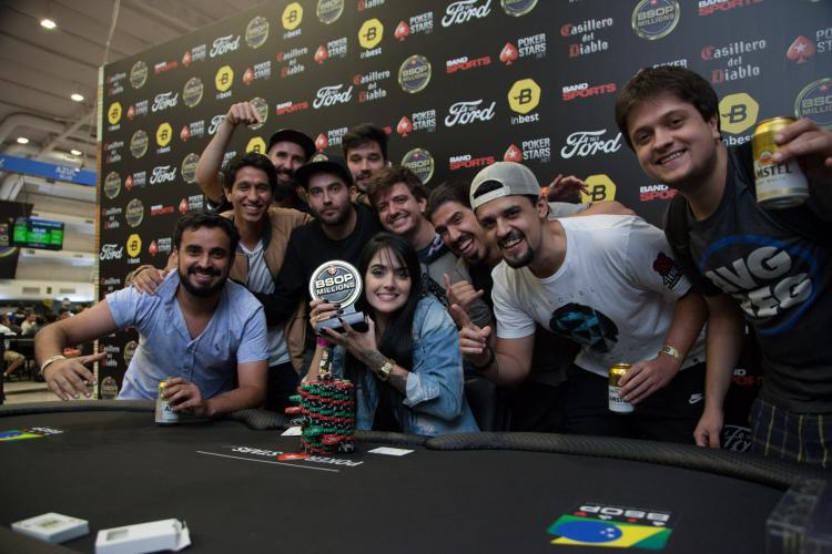 Rebeca Rebuitti é campeã do Ladies do BSOP Millions/CardPlayer.com.br