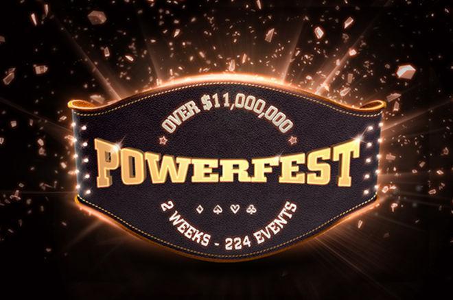 PartyPoker divulga o cronograma da Powerfest/CardPlayer.com.br