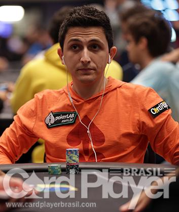 "Ramon ""PESCANCO"" Sfalsin apronta no Sunday Warm-Up/CardPlayer.com.br"