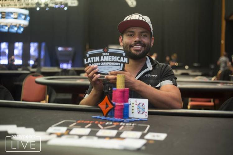 Wender Oliveira conquista o título do último torneio do LAPC/CardPlayer.com.br