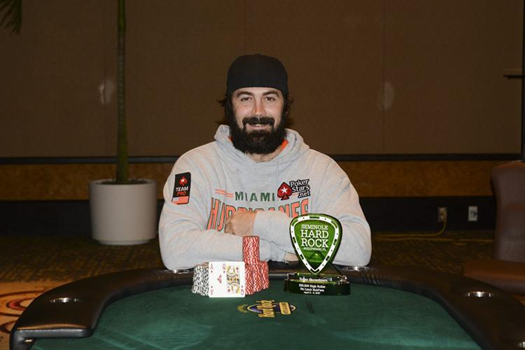 Jason Mercier crava High Roller do SHRP Showdown/CardPlayer.com.br