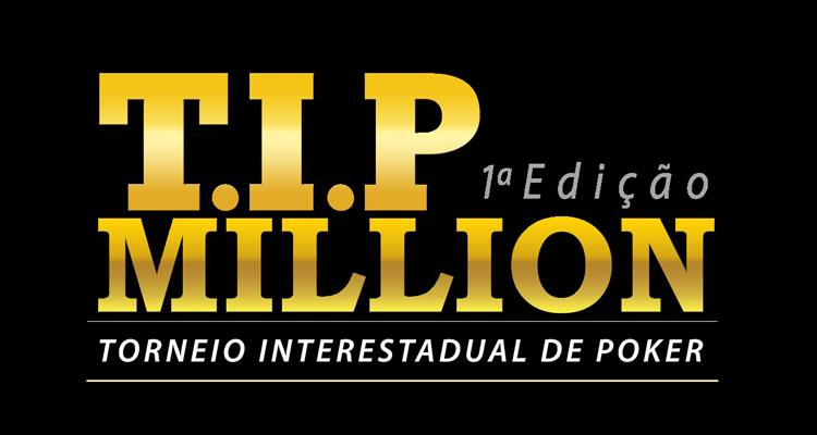 Conheça o TIP Million, torneio interestadual com R$ 1 milhão garantido/CardPlayer.com.br