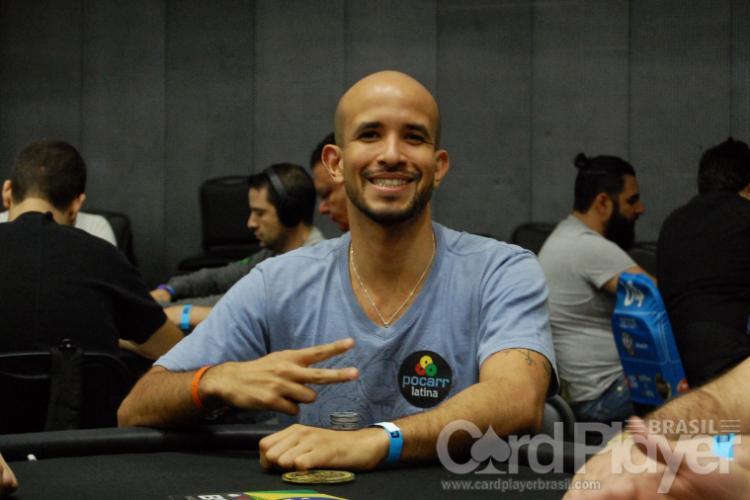 """Alexandre """"PokeyB_RedBaron"""" Mantovani é vice do Evento 26-H da Powerfest/CardPlayer.com.br"""