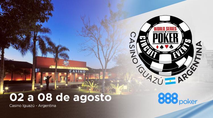 Confira o cronograma do WSOP Circuit Argentina/CardPlayer.com.br