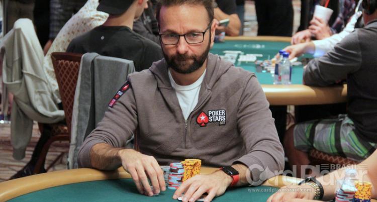 Daniel Negreanu puxa a fila na decisão do Players Championship /CardPlayer.com.br