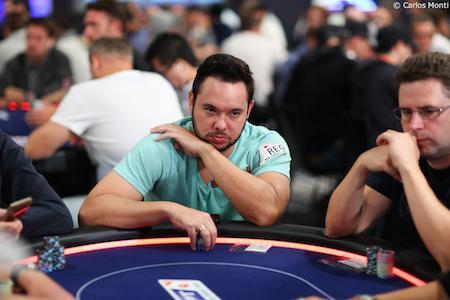 """Carlos """"boladegude"""" Galvão crava o Sunday Warm-Up/CardPlayer.com.br"""