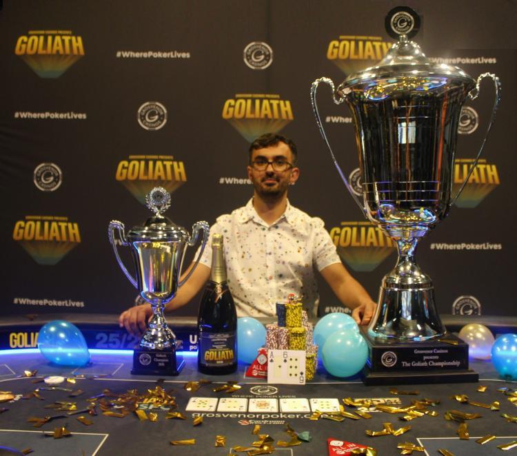 Evento na Inglaterra volta a registrar maior field fora da WSOP/CardPlayer.com.br