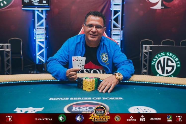 Roberly Felício vence SNG do KSOP Balneário Camboriú /CardPlayer.com.br