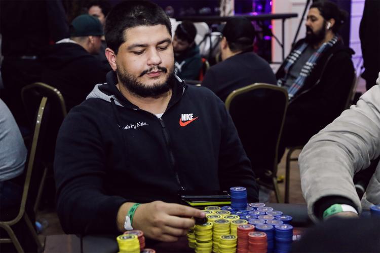 Luciano Dayan assume a liderança do Main Event do KSOP Special/CardPlayer.com.br