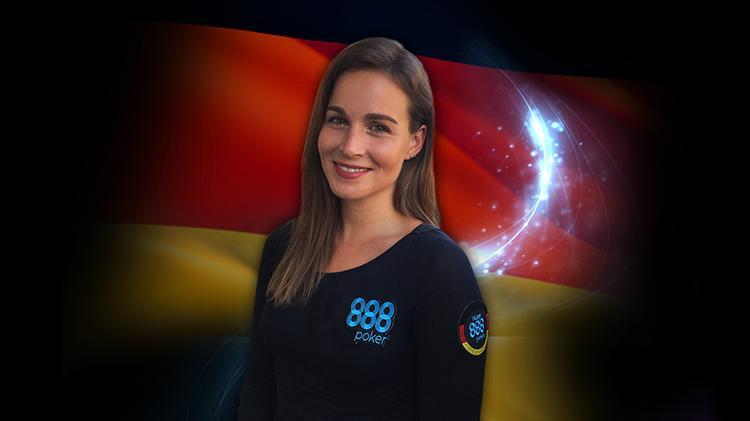 Natalie Hof assina com o 888poker/CardPlayer.com.br