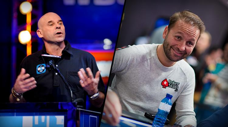 Daniel Negreanu vai treinar Guy Laliberté no Big One for One Drop/CardPlayer.com.br