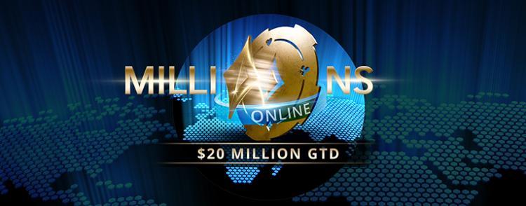 MILLIONS Online termina em acordo no heads-up e jogadores faturam mais de US$ 2,3 milhões/CardPlayer.com.br