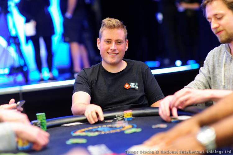 Jaime Staples não integra mais o Team PokerStars Pro/CardPlayer.com.br