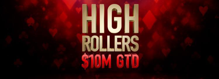 PokerStars anuncia segunda edição da High Rollers Series/CardPlayer.com.br