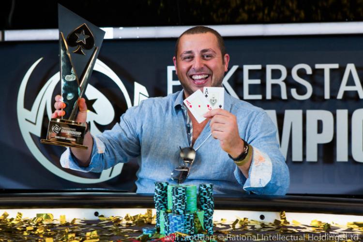 Raffaele Sorrentino conquista o título do PSC Monte Carlo/CardPlayer.com.br