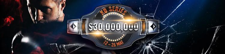 K.O. Series retorna ao partypoker com US$ 30 milhões garantidos/CardPlayer.com.br