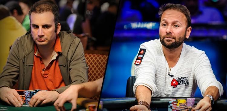 Abe Mosseri e Daniel Negreanu decidem o título do Evento 9 da WSOP/CardPlayer.com.br