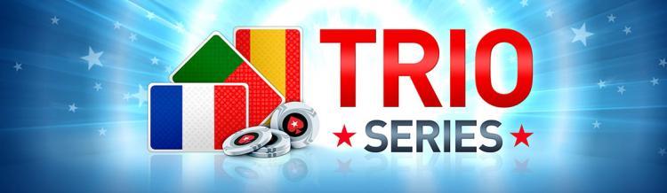 Brasil acumula vários títulos na TRIO Series/CardPlayer.com.br