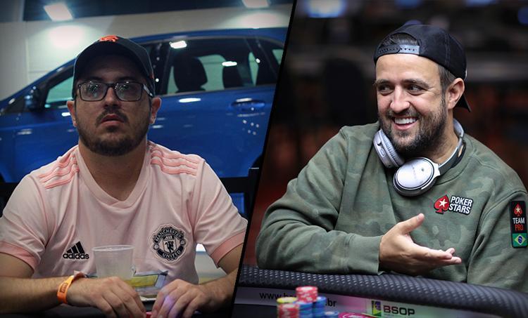 Murilo Figueredo e André Akkari estão no Dia 3 do Evento 14 da WSOP/CardPlayer.com.br